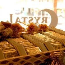 Chocolate decoration for Wedding 2