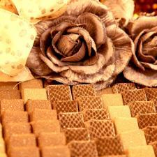 Chocolate decoration for Wedding 3