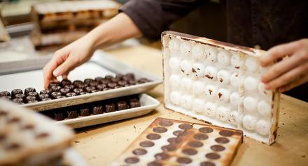 Crystal Chocolatier Chocolate Factory Expansion in GCC